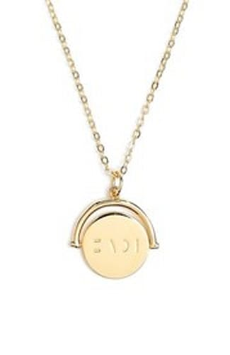 Love Code Charm Necklace