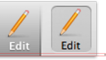Cabel's Coda toolbar and the Three Pixel Conundrum