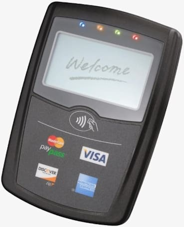 VeriFone puts money near mouth, says it'll include NFC in all new POS terminals