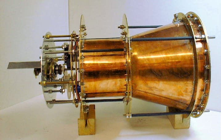 China takes the leap: Emdrive aka Infinite Improbability Drive now in development