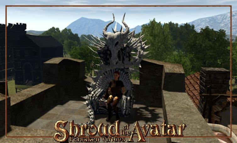 The Stream Team: Bounding through Shroud of the Avatar's bonus weekend