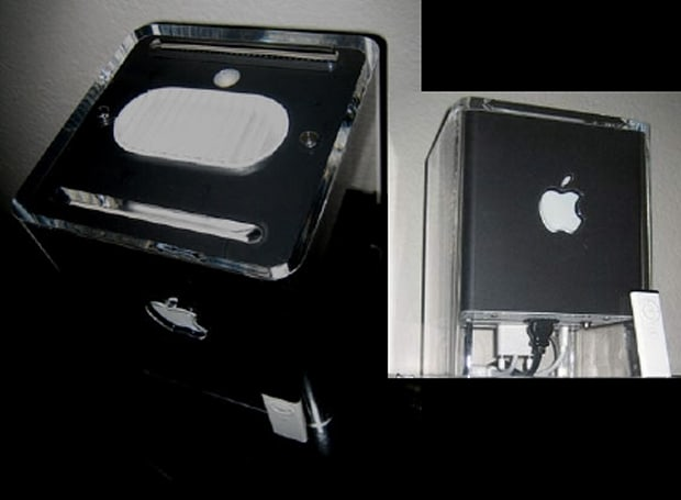 Here's what happens when a Cube devours a Mac mini