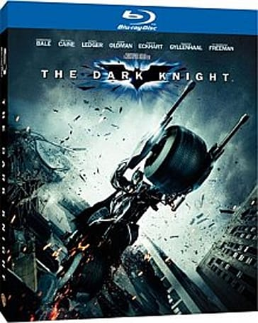 The Dark Knight Blu-ray disc leaking out, complaints already rolling in