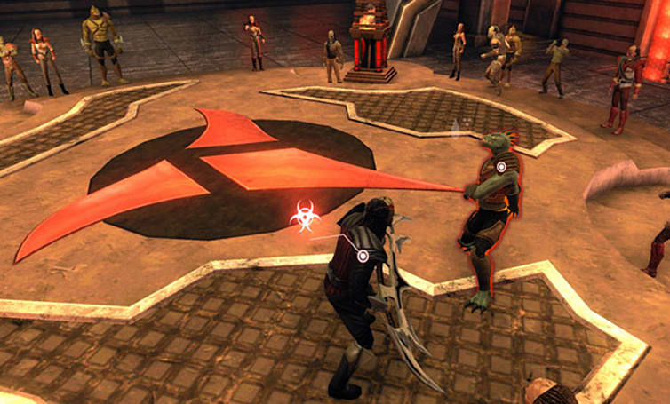 Hands-on with Klingons and PvP in Star Trek Online