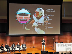 NFL welcomes startup ideas for the future of football