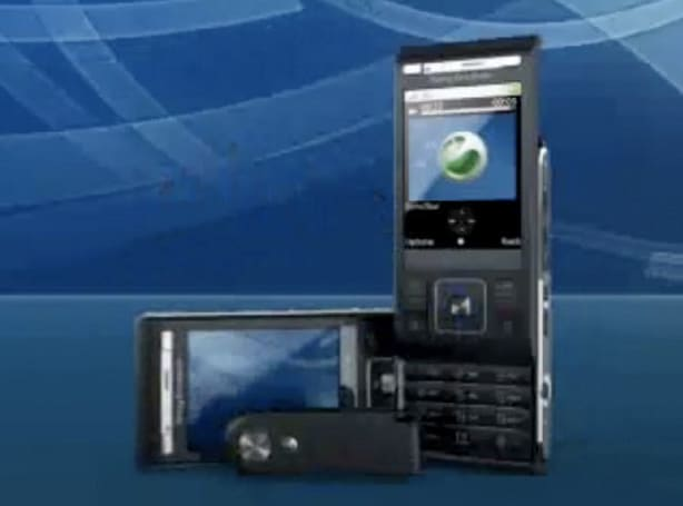 "Sony Ericsson's C905 set revealed in yet another ""leaked"" vid"