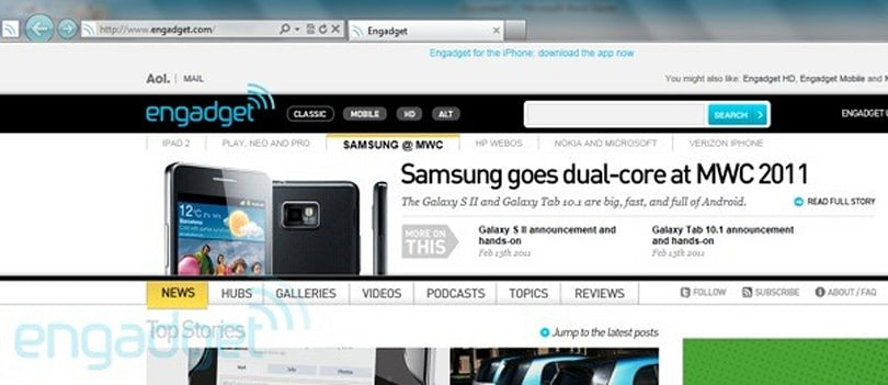 Internet Explorer 9 launches tonight, we've got your early look (update: it's live)