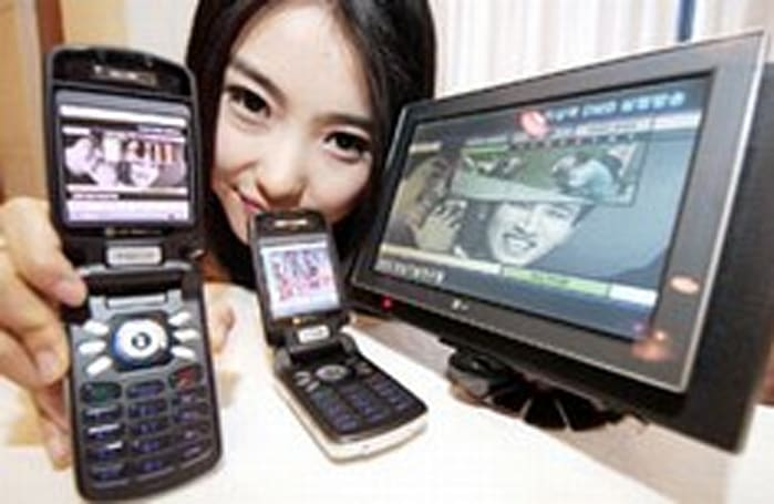 LG / Harris announce In-Band mobile DTV system