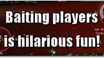 EVE Evolved: Baiting players is hilarious fun!