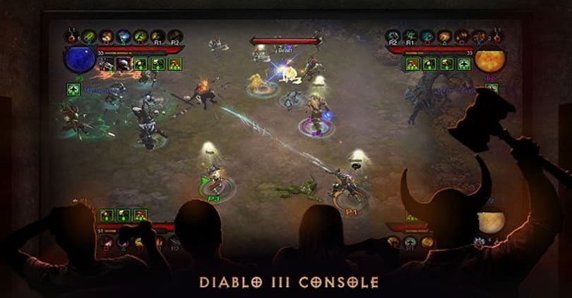 Diablo 3 coming to Xbox One... eventually