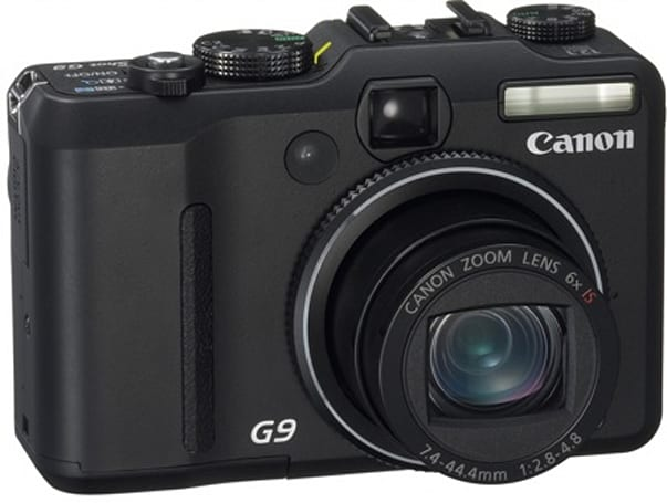 Canon's PowerShot G9: the DSLR wannabe