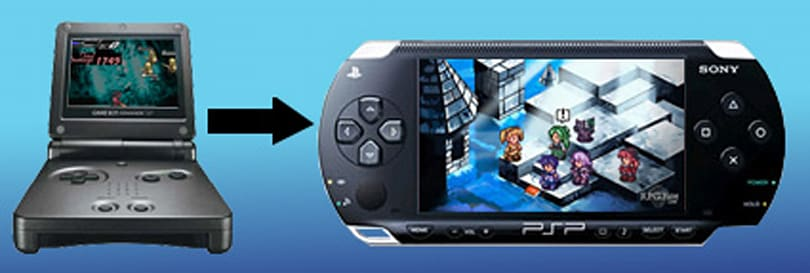 PSP getting ports from new sources