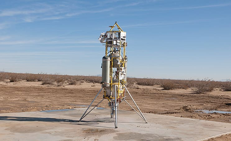NASA starts testing a more precise landing technology (update)