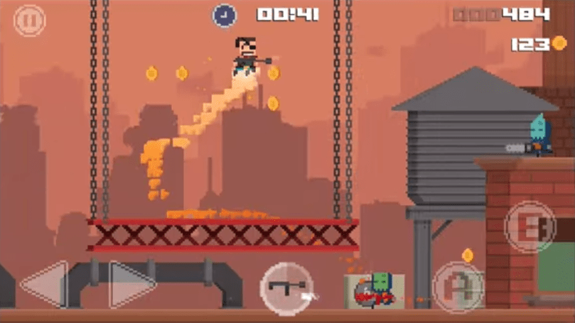 Bill Killem mashes endless running and platforming into chaotic brilliance