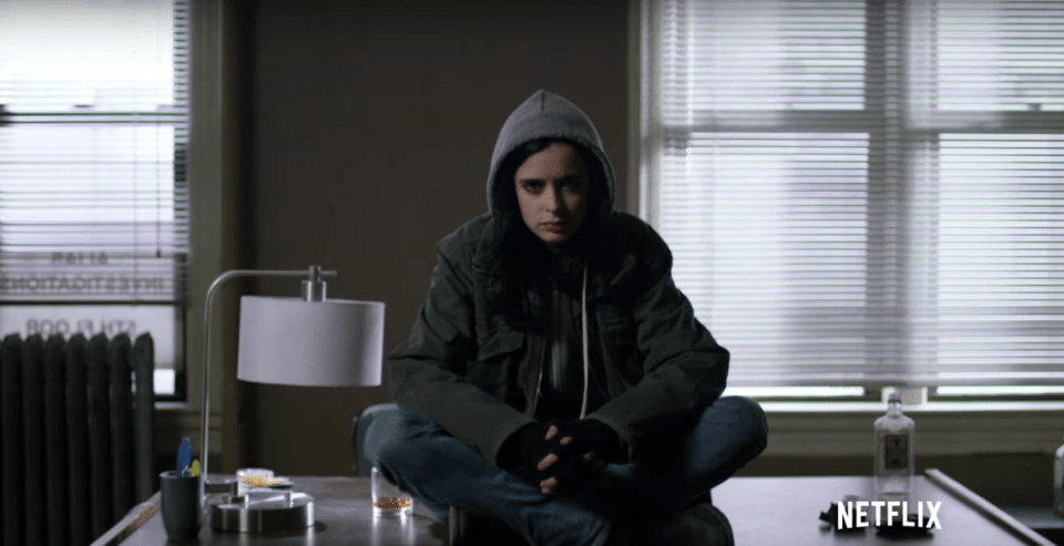 jessica jones trailer continues marvels gritty netflix
