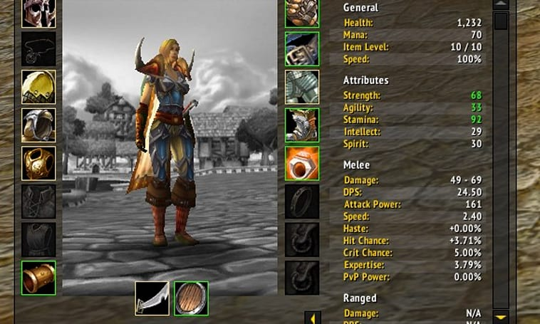 Heirloom Shields looking good for patch 5.3