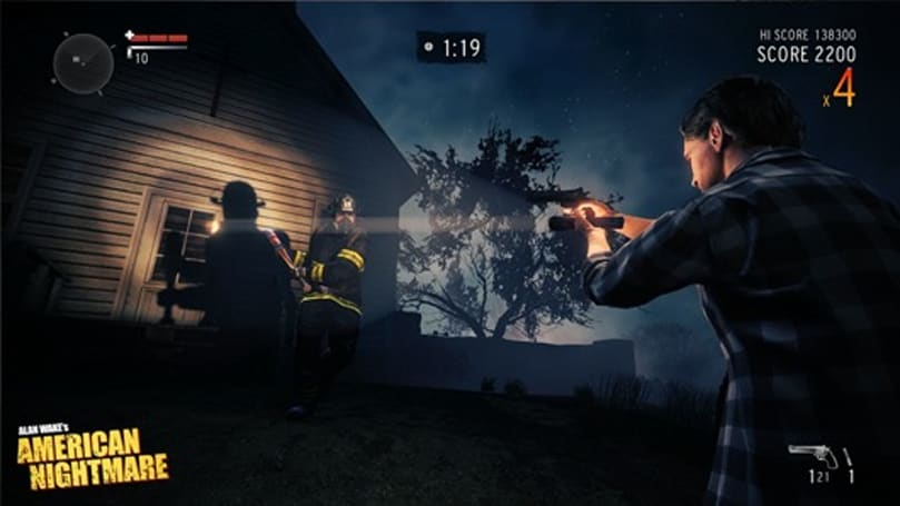 Alan Wake's American Nightmare begins 'mid-Q1,'  new 'Fight till Dawn' mode announced