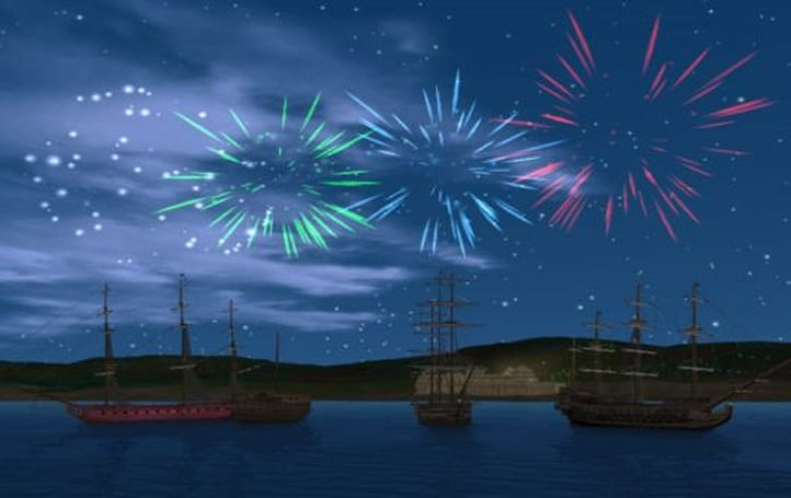 Uncharted Waters Online discounts Steam packages before a big patch docks