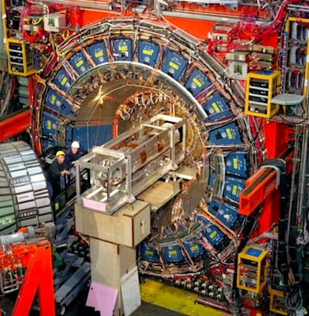 Pour one out for the Tevatron particle accelerator, because it's shutting down today