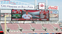 Daktronics & Sony bring HD to Cincinnati Reds home ballpark
