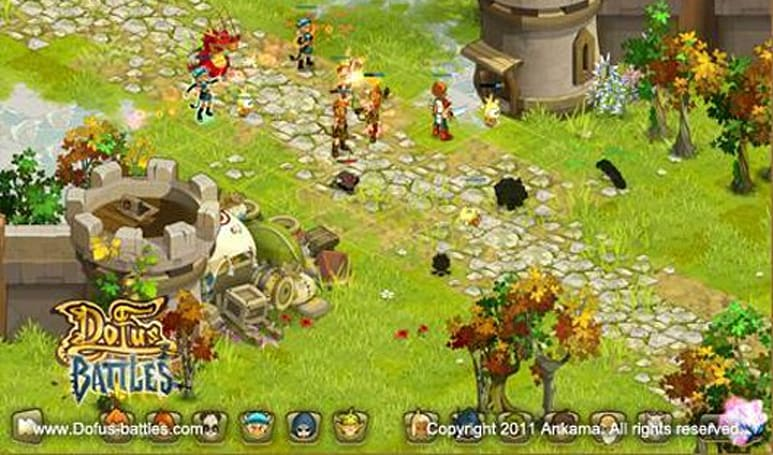 DOFUS: Battles available in the App Store
