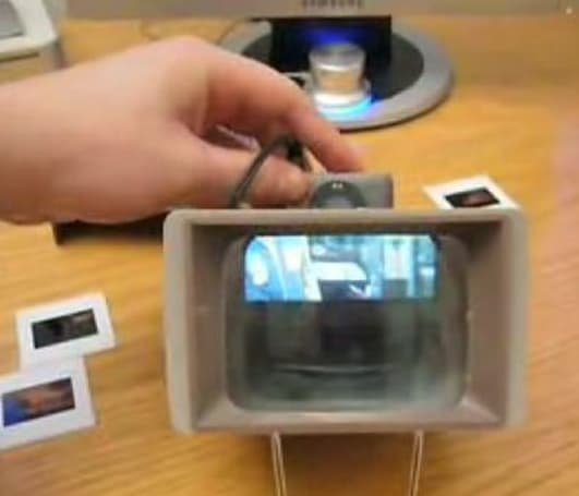 Nanoscope, the DIY ipod nano fatty A/V dock