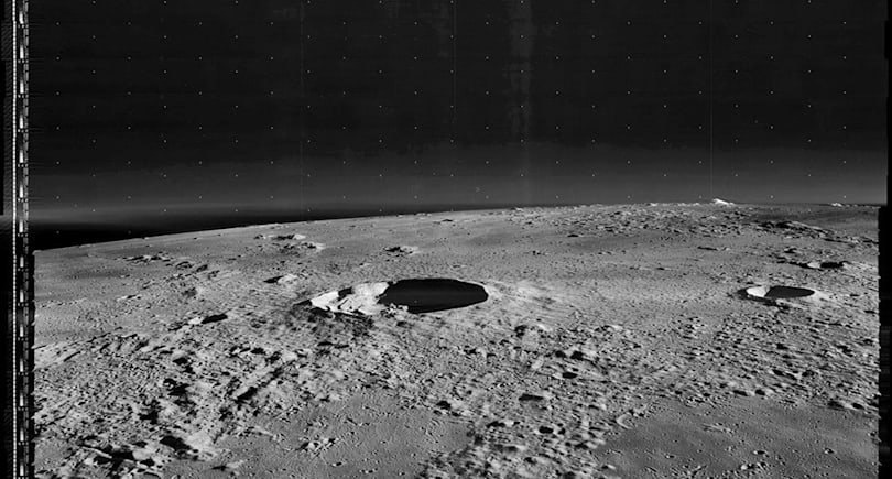 McMoon's and the Lunar Orbiter Image Recovery Project