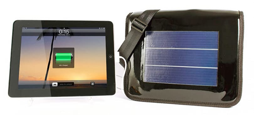 Element5's Mini L Solarbag brings eco-friendly energy, protection to your iPad