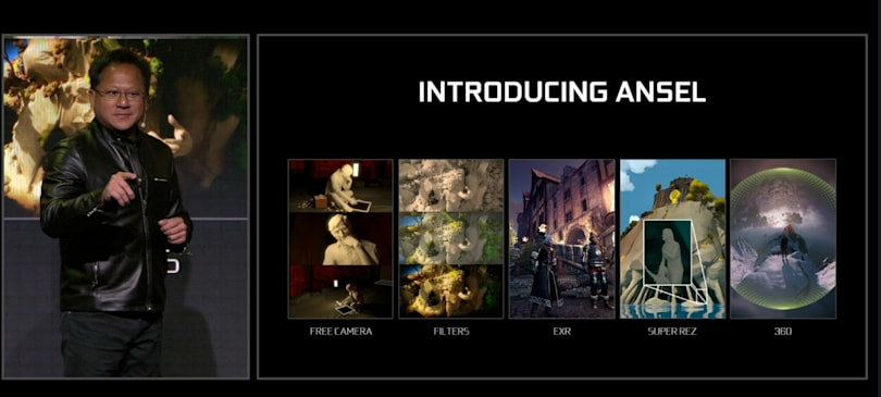 NVIDIA brings in-game photography to the masses with 'Ansel'