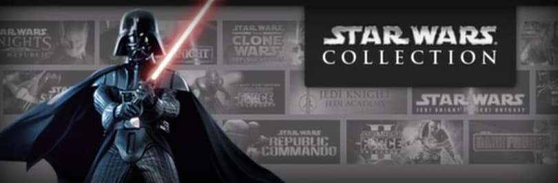 Celebrate the day before Cinco de Mayo with Steam's Star Wars Collection sale