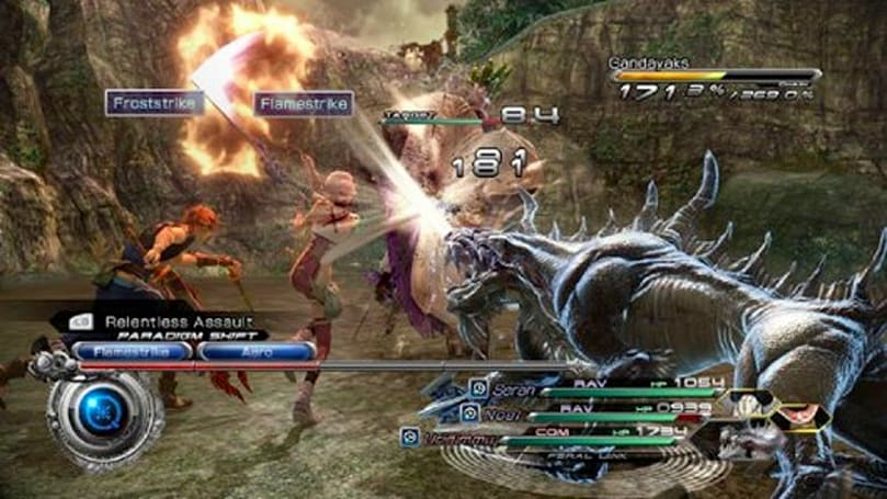 Final Fantasy XIII-2, Metal Gear Collection debut atop UK charts