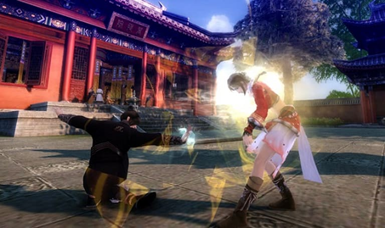 The Art of Wushu: Getting yourself a bounty
