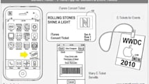 Apple's patent for Concert Ticket+ could change your concert experience
