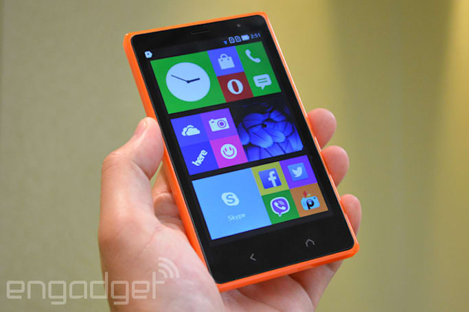 Nokia's fourth Android phone does dual-SIM for just €99