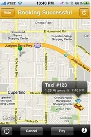 TUAW's Daily App: Taxi Magic