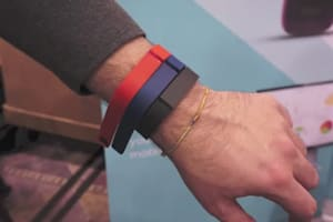 Fitbit Flex Wristband Hands-on