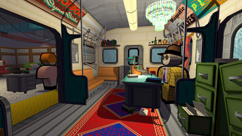 Humble Indie Bundle 13 features Jazzpunk, OlliOlli