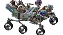 NASA 的 Mars 2020 探測車將尋找過去生命存在過的證據