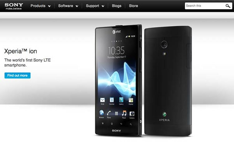 Sony Mobile rebranding quietly begins, changes to roll out over the next month