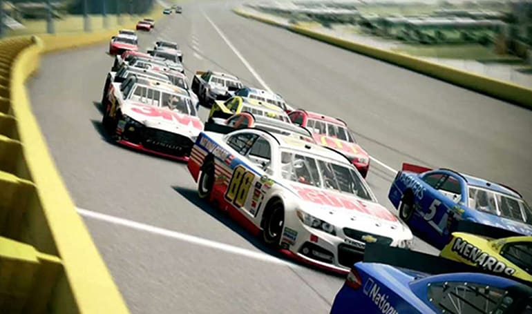 NASCAR 14 developer lays off 12, cites 'restructuring'