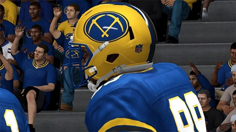 Design your own team logos, uniforms in Madden NFL contest