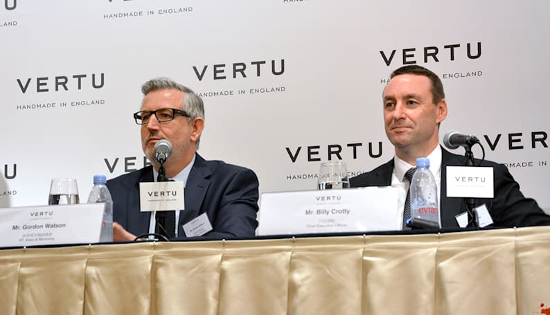 Chinese-owned Vertu vows to keep making luxury phones in the UK