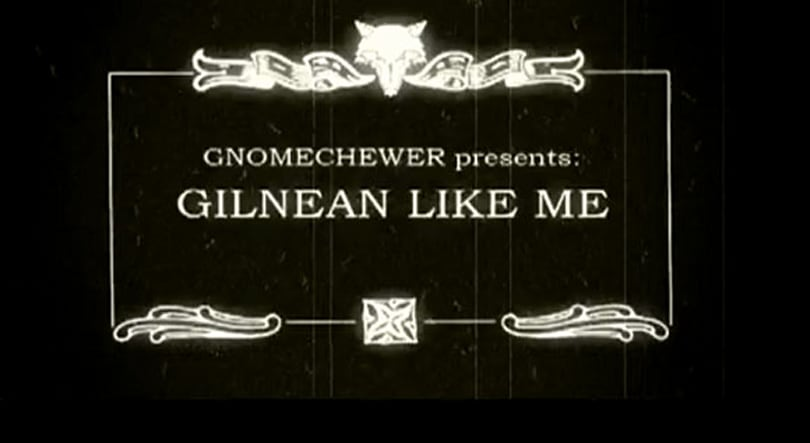 WoW Moviewatch: Gilnean Like Me