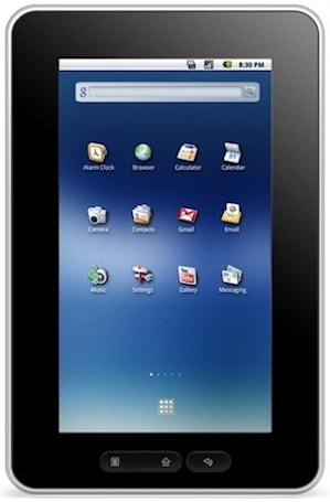 Cherrypal announces $188 CherryPad America Android tablet