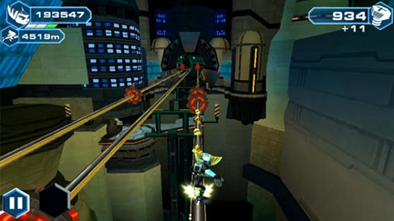 Ratchet & Clank: Before the Nexus companion game out now on iOS, Android