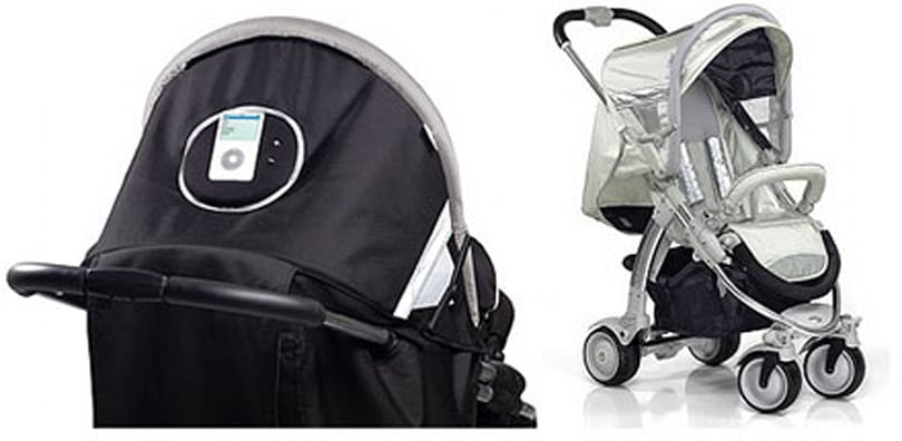 i'coo offers up Pico-iPod stroller: will the madness ever end?