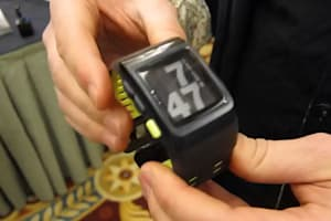 Nike+ SportWatch GPS Hands-on