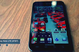 At&T Galaxy Note LTE Review