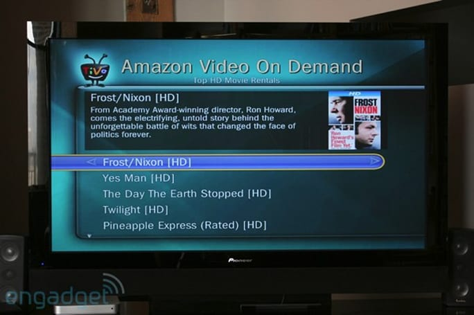 Amazon Video on Demand supports 5.1 surround on TiVo (plus hands-on)