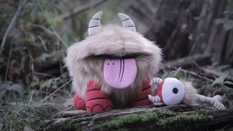 Don't Starve plushie funded in 90 minutes